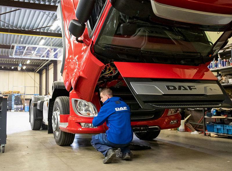 Truck Trading Limburg